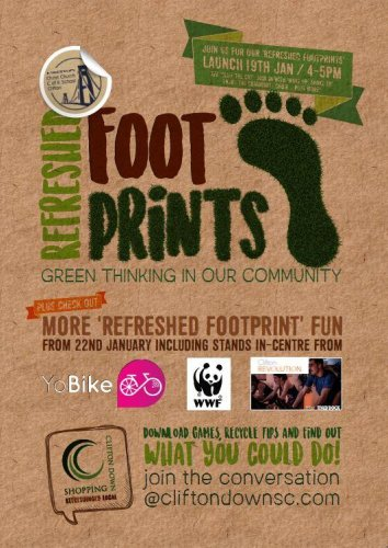 Refresh Your Footprint project
