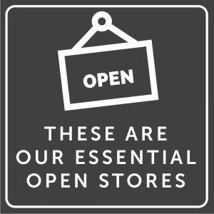 'Essential' stores