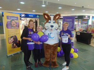 Clifton Down host an awareness day with Jessie May